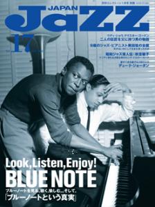 Jazz JAPAN vol.17 にてリンディの記事書いてます